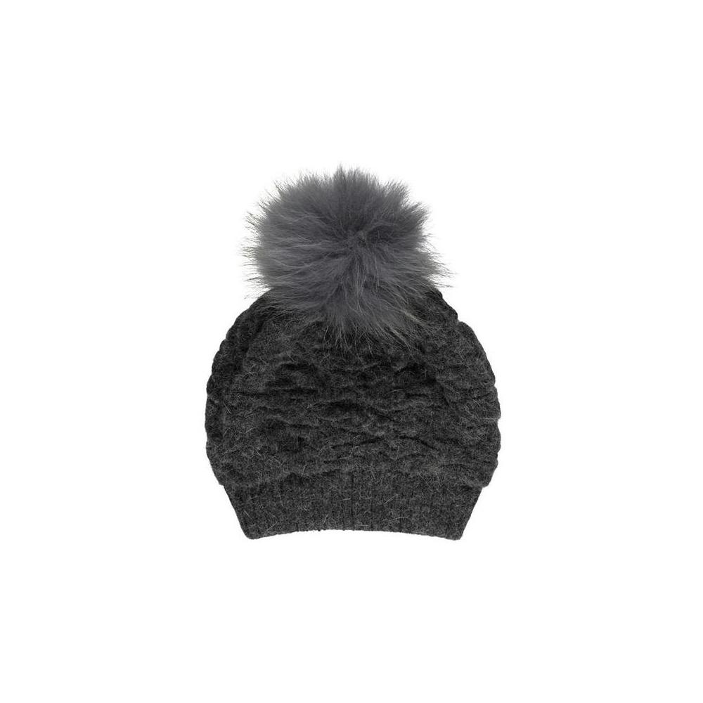 8245bb3973c388 Dark Grey Beanie Hat — CA Design