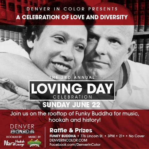3RD ANNUAL LOVING DAY CELEBRATION