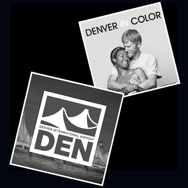 Traveling through Denver International Airport and need a good read? Don't worry we've got you covered! Denver In Color is now sold at Tattered Cover bookstores in Terminals A, B & C ✈️ 🛫 _____________________________________________________ 🛬 #DenverInColor #DIA #TatteredCover #Bookstore #Love #Denver #MileHighCity #DenverInternationalAirport #Equality #FightRacism #Interracial #interraciallove  #romance  #lovehasnocolor #multiracial #selfpublished #documentaryphotography #bookporn #blackandwhite  #blackandwhitephotography #diversity #standagainsthate #booklove #blackwhitedating #bookstagram #photography #lovehasnocolor #bookphotography #blackandwhitephoto