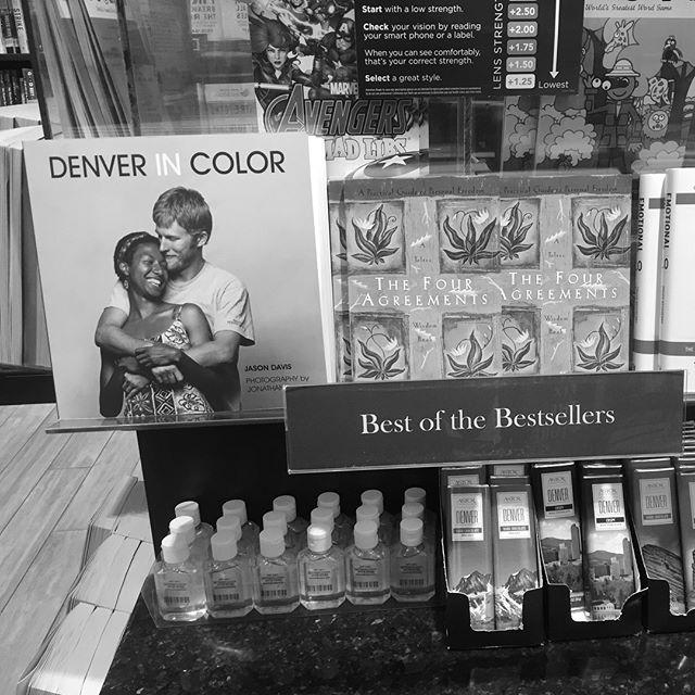 Best of The Bestsellers 📖💯 • #DenverInColor #DIA #TatteredCover #Bookstore #Love #Denver #MileHighCity #DenverInternationalAirport #Location #FightRacism #Interracial #interraciallove  #romance  #lovehasnocolor #multiracial #selfpublished #documentaryphotography #bookporn #blackandwhite #bestofthebest #bestseller #blackandwhitephotography #diversity #standagainsthate #booklove #blackwhitedating #bookstagram #photography #lovehasnocolor #bookphotography #blackandwhitephoto