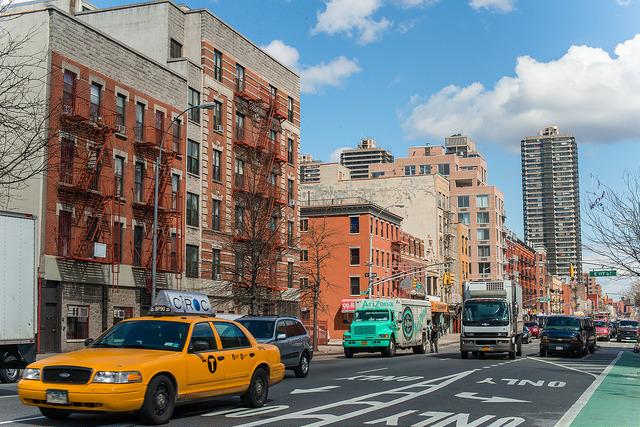 East Harlem -