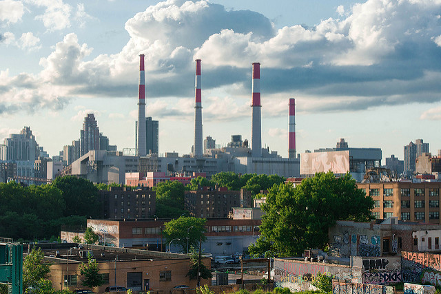 Long Island City -
