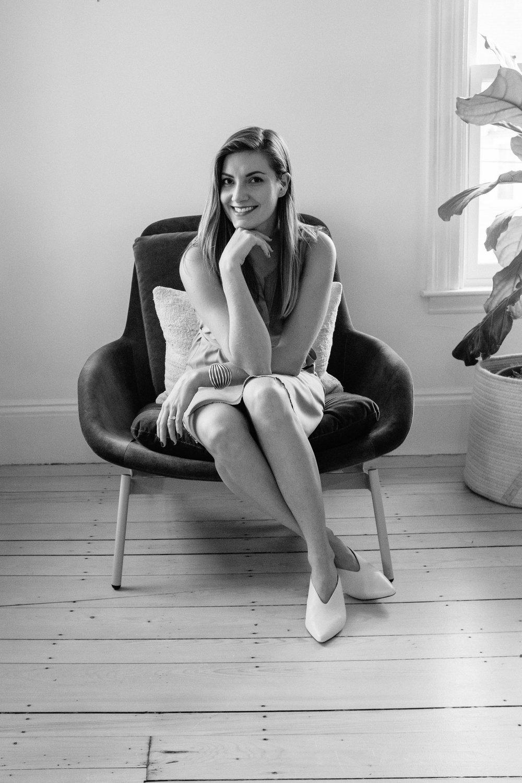 Sarah Henley, Principal Designer - Founder Sarah Henley brings nearly a decade of professional interior
