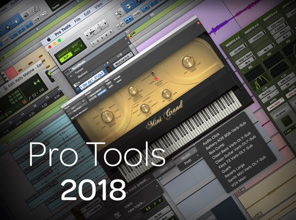 Pro Tools 2018 Explained