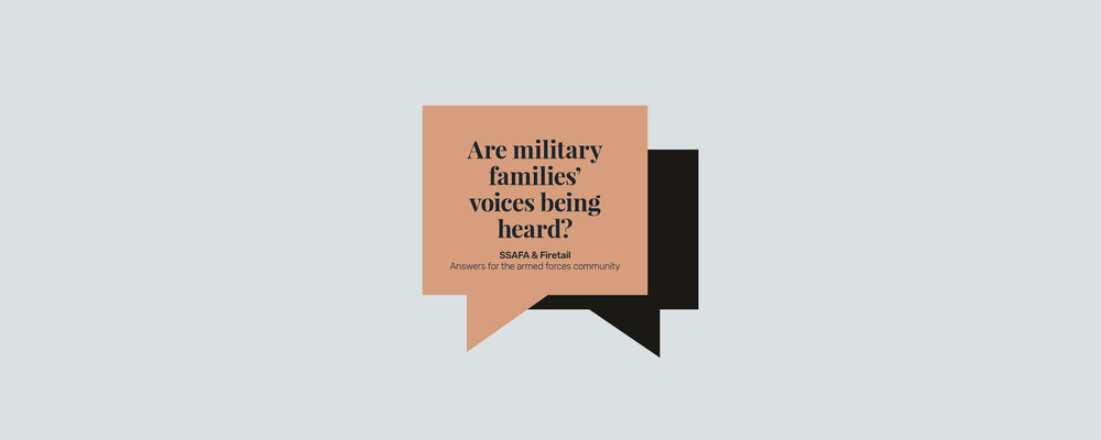Are military families' voices being heard?