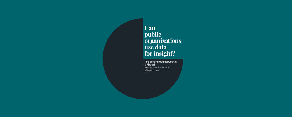 Can public organisations use data for insight?