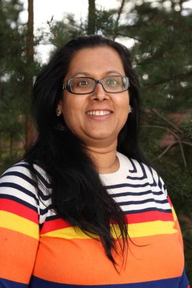Samera Asif   Pedagogisk medarbeider