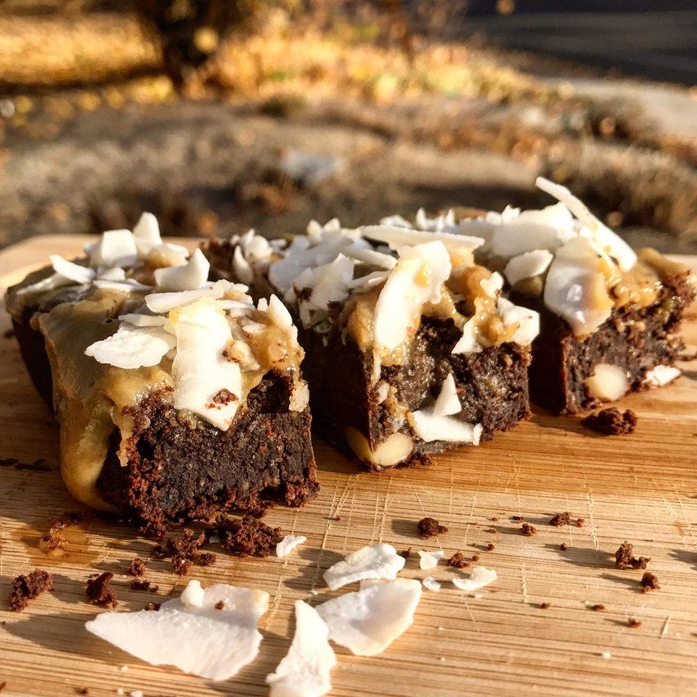 Black Bean Brownies w: Maple Tahini Frosting 2 .jpg