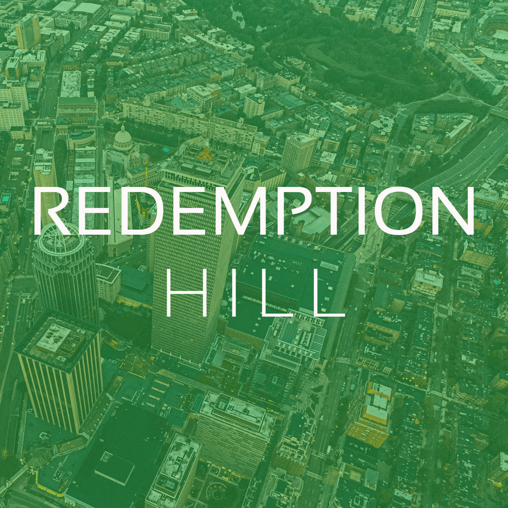 MEDFORD, MA   Redemption Hill is an established church plant, operating in the Medford community, south of Boston.  The church has experienced fairly steady growth and now gathers at the Chevalier Theater.  Tanner Turley is the lead pastor and loves all things Boston, especially the Red Sox.
