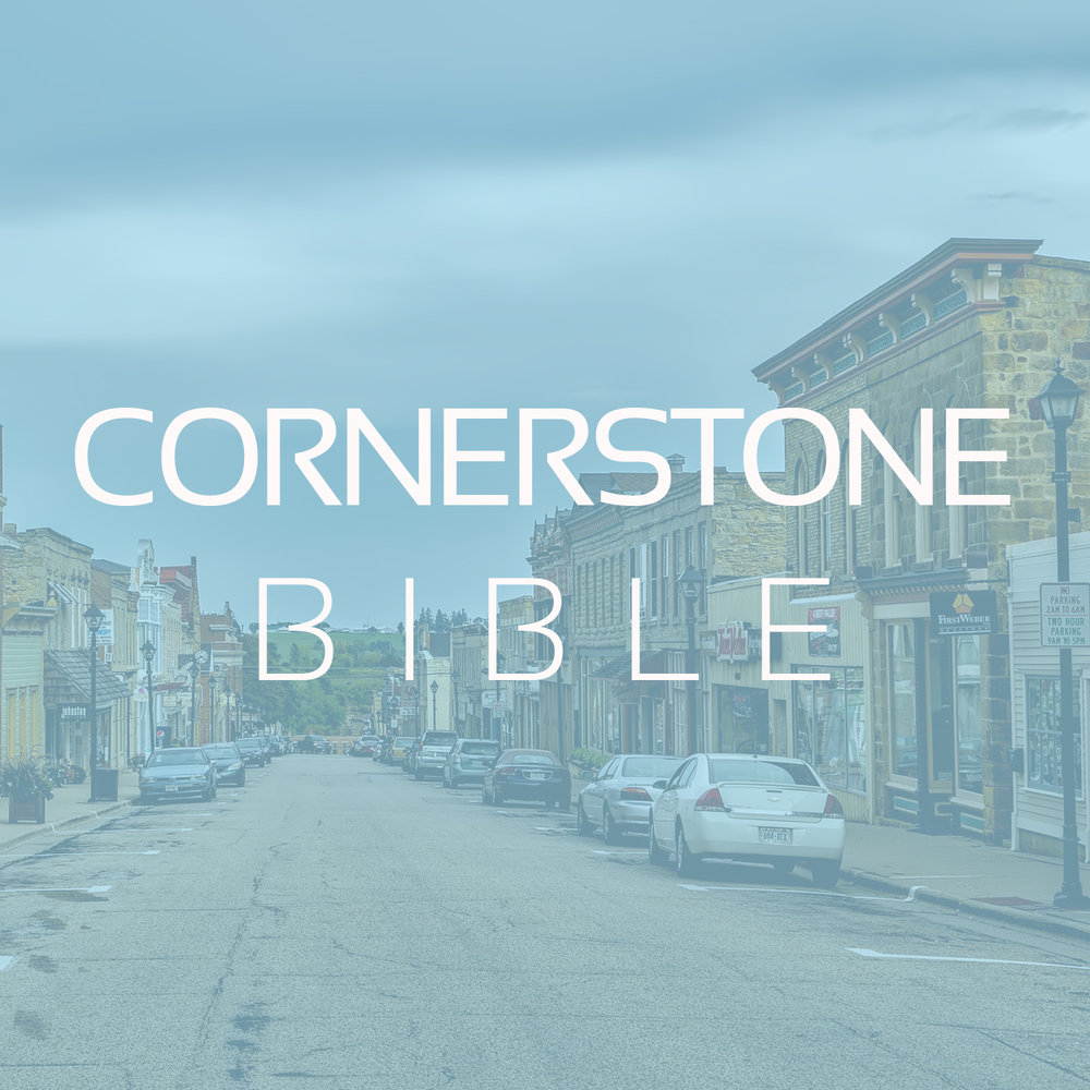 Sanford, NC   Cornerstone Bible church is a new plant launching in early 2018 in central NC.  The church is being launched by Pastor Kevin Yonker with a lot of support from Redeemer in Fuquay-Varina.