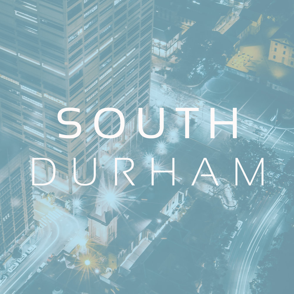 Durham, NC   South Durham is a plant that utilizes an elementary school in their community for weekly worship services.  Adam Darnell leads this church along with 3 lay elders.  Quality age-based ministries are a calling-card for this plant.