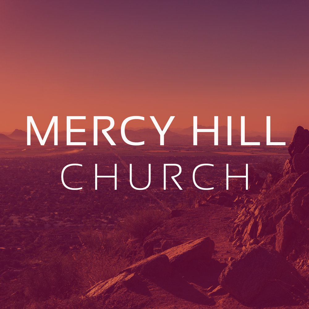 Mercy Hill is a plant in the Phoenix community in Arizona.  The lead pastor is Anthony Cox.  Mercy ministries are a big part of Mercy Hill's outreach, serving around 40,000 lbs of food weekly!