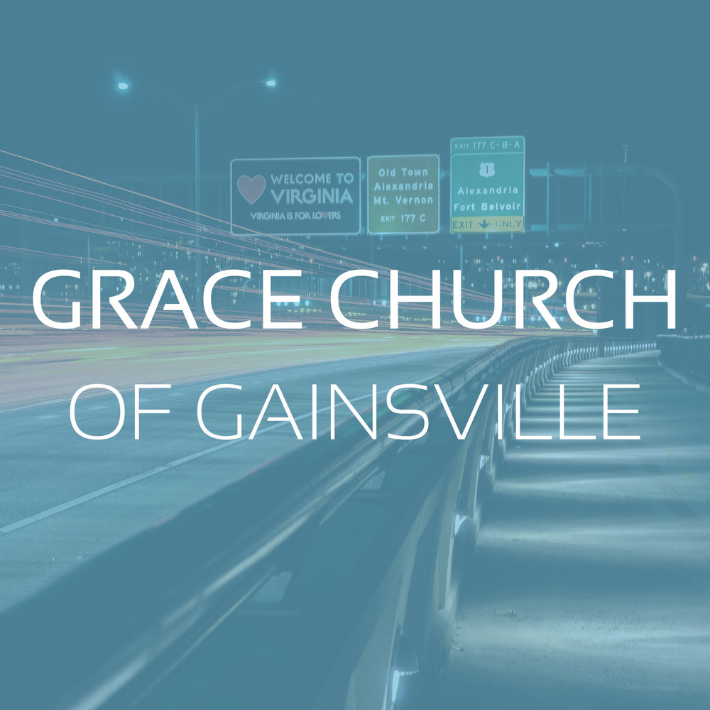 Grace Church of Gainsville is an established church plant near northern Virginia that is ready to begin partnering & planting other churches.