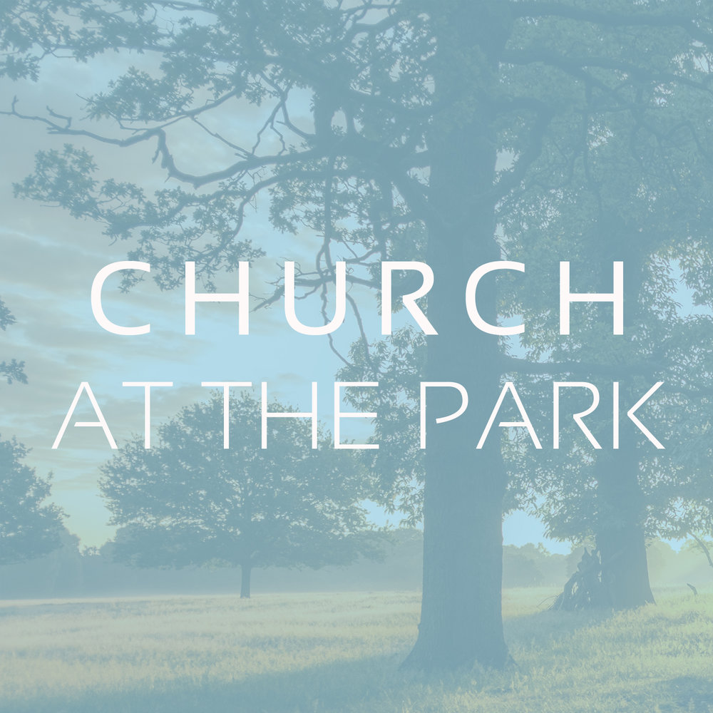 """DURHAM, NC    Church At The Park  gathers near the airport in Durham. Their motto is """"Love God. Love People. Prove it.""""  Southeastern seminarian,Pastor Raphael Yon, is the lead pastor of this diverse and growing congregation."""
