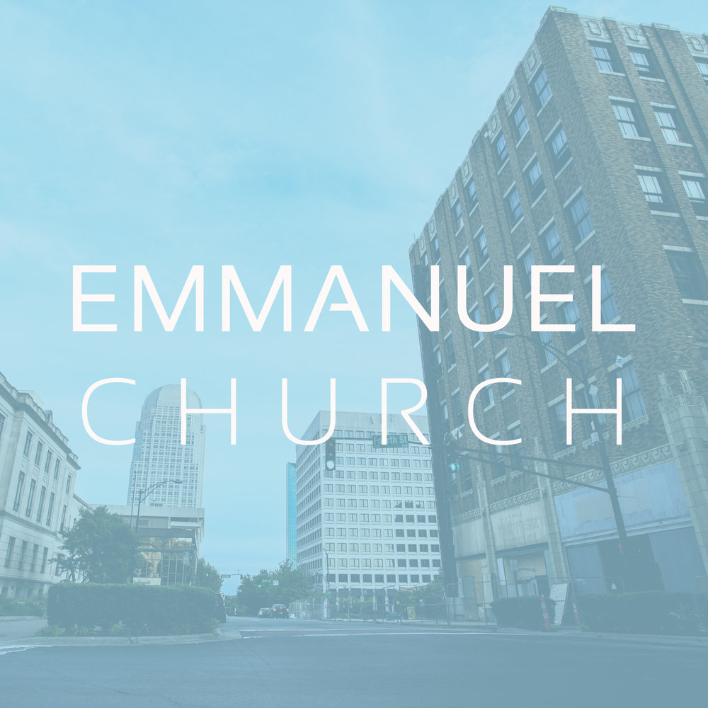 WINSTON-SALEM, NC    Emmanuel  is a newer church plant in the western portion of the Triad.   Alex DiPrima, who is currently pursuing his PhD in Historical Theology, is the lead pastor.  This church is known for great diversity & doctrinal depth.
