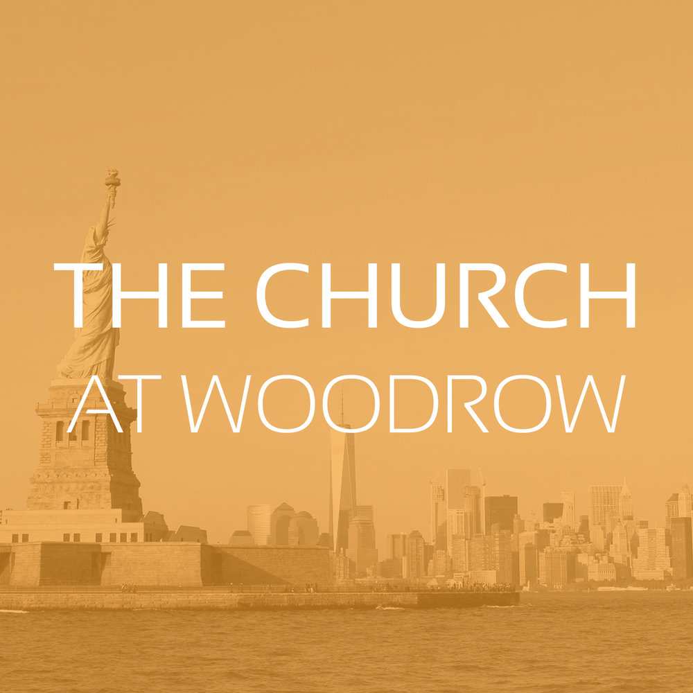 The Church at Woodrow is a new congregation coming together in the Staten Island community shepherd by Alan Skiles & Chris Turpin.  More information about this church will come out soon!