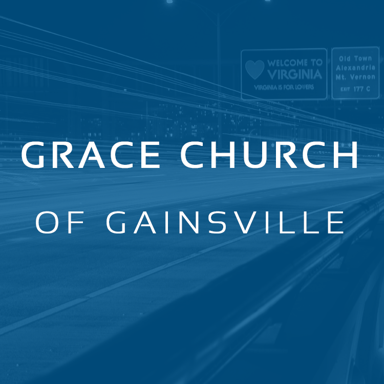 Grace Church of Gainsville is an established church plant near outside DC. Pastor Rod Fultz has a heart for discipling, planting churches, and is helping us develop a new region in America's capital.