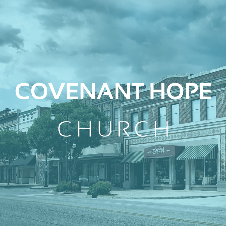 YOUNGSVILLE, NC    Covenant Hope Church is a replant North of Raleigh NC, close to the Youngsville/Wake Forest communities. This church is shepherd by Cody Evans, who is a former member of Open Door, working bi-vocationally at SEBTS.