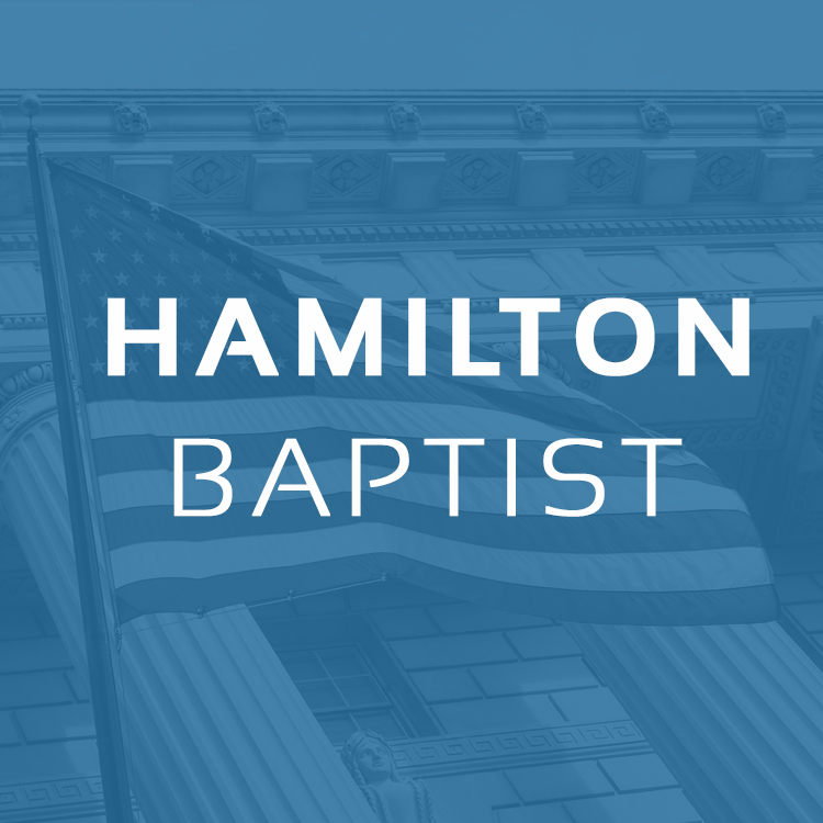 Hamilton Baptist  is a great asset to the Pillar Network. This church is diligently dedicated to missions, giving a large portion of their budget to help support gospel proclamation efforts across the globe. Pastor Steven Carne heads this body, located outside of the nation's capital.