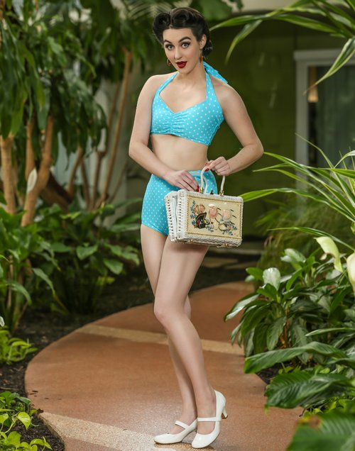 7f875683adc9a Vintage inspired swimwear