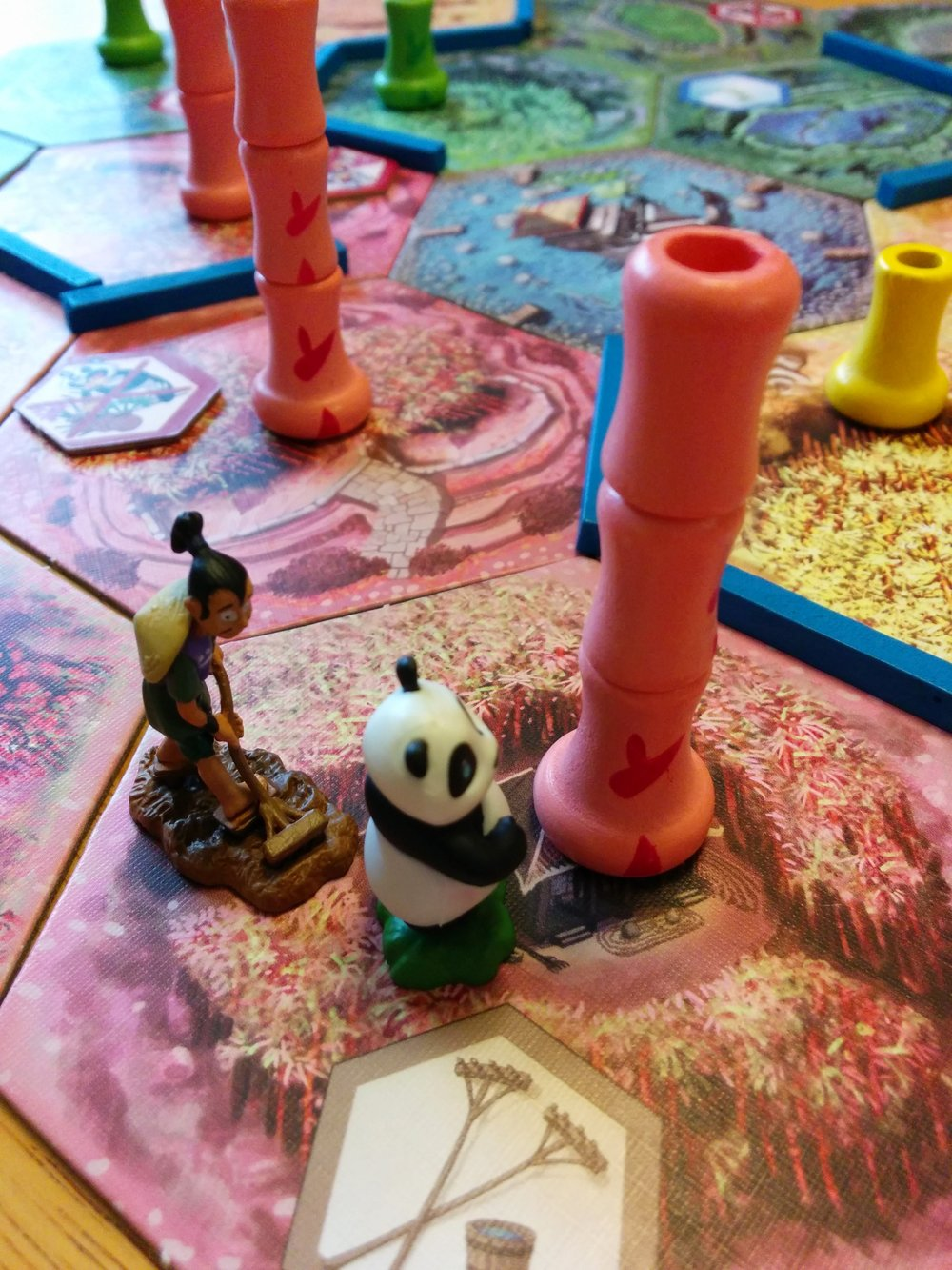 Takenoko  - A delightful gateway game by Antoine Bauza