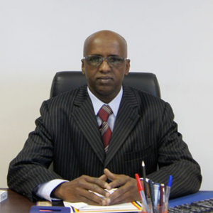 H.E. Youssouf Abbassallah - Minister of Mines, Geology and Quarries, Chad