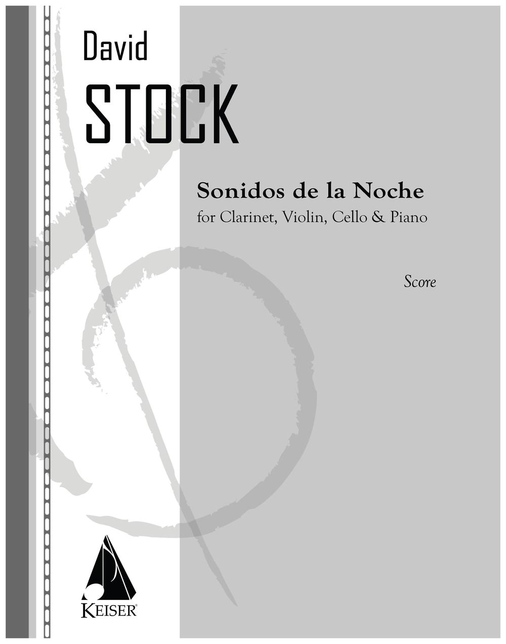 Sonidos de la Noche(1995) - Clarinet, Piano TrioRent/Buy:Keiser Music