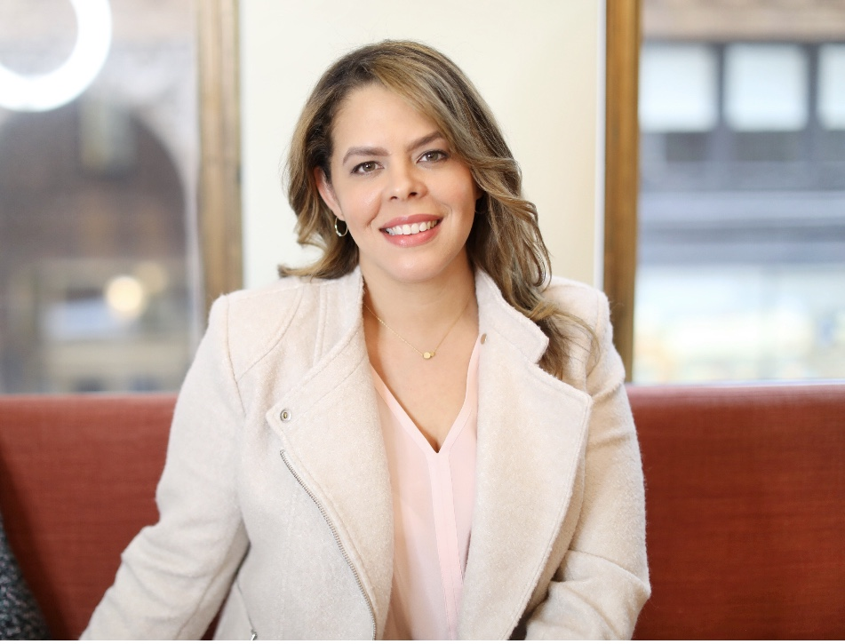 After The White House, This Latina Kickstarted Her Career As An Entrepreneur