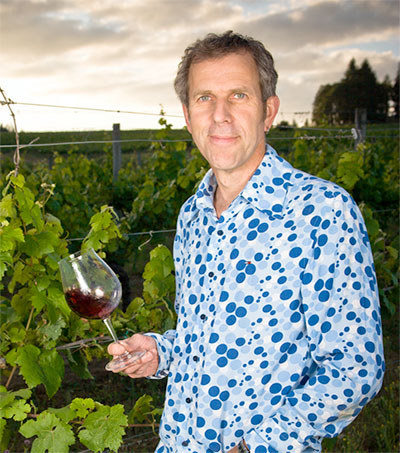 Ray Walsh, Winemaker -