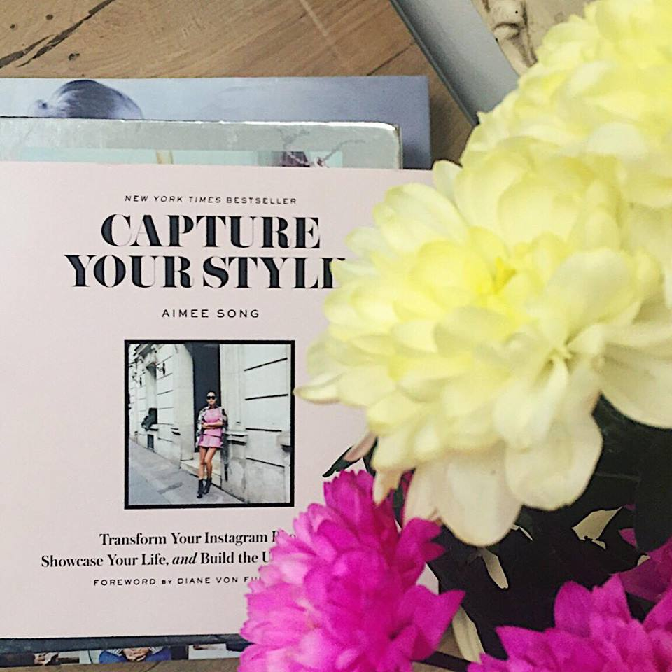 Book review capture your style by aimee song the b diaries capture your style aimee song review pretty flowersg mightylinksfo