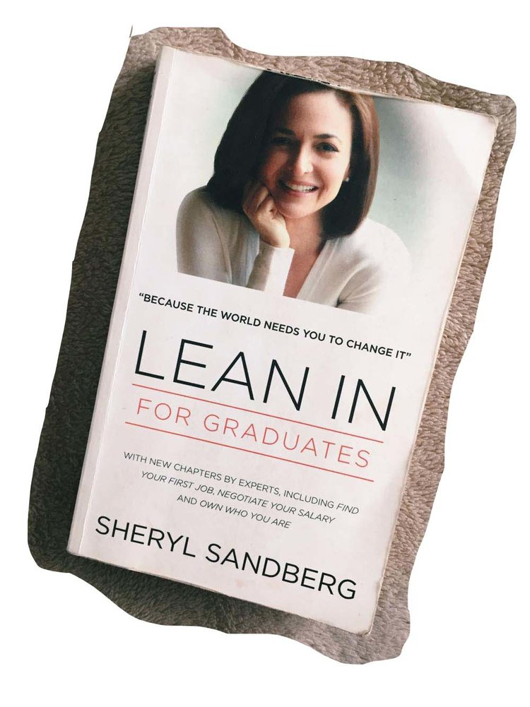 Book Review | Lean In for Graduates by Sheryl Sandberg | the
