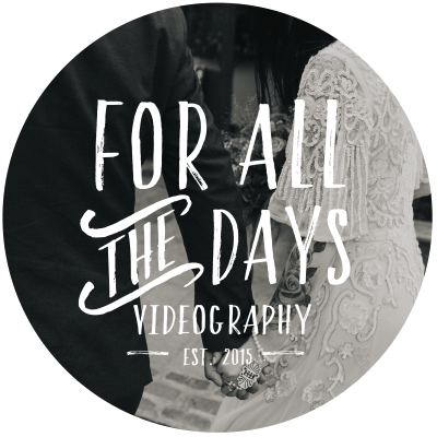 For All The Days Videography