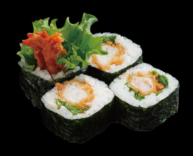 Fried Shrimp Roll