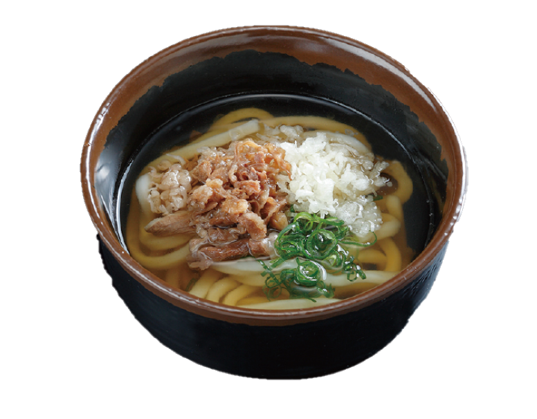 Beef Udon - $4.00