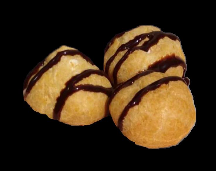 Cream Puffs - $1.50