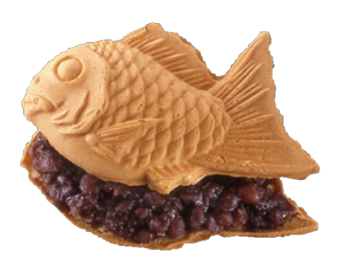 Red Bean Cake - $2.00