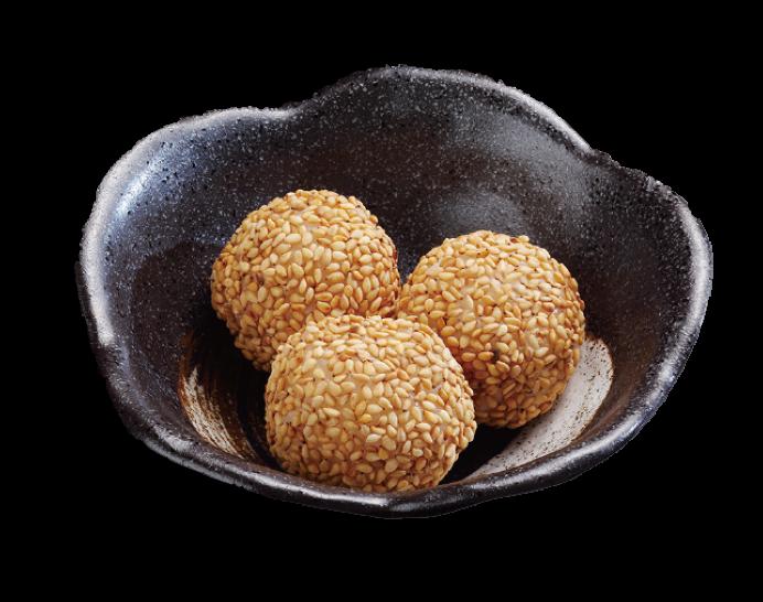 Sesame Balls - $1.50