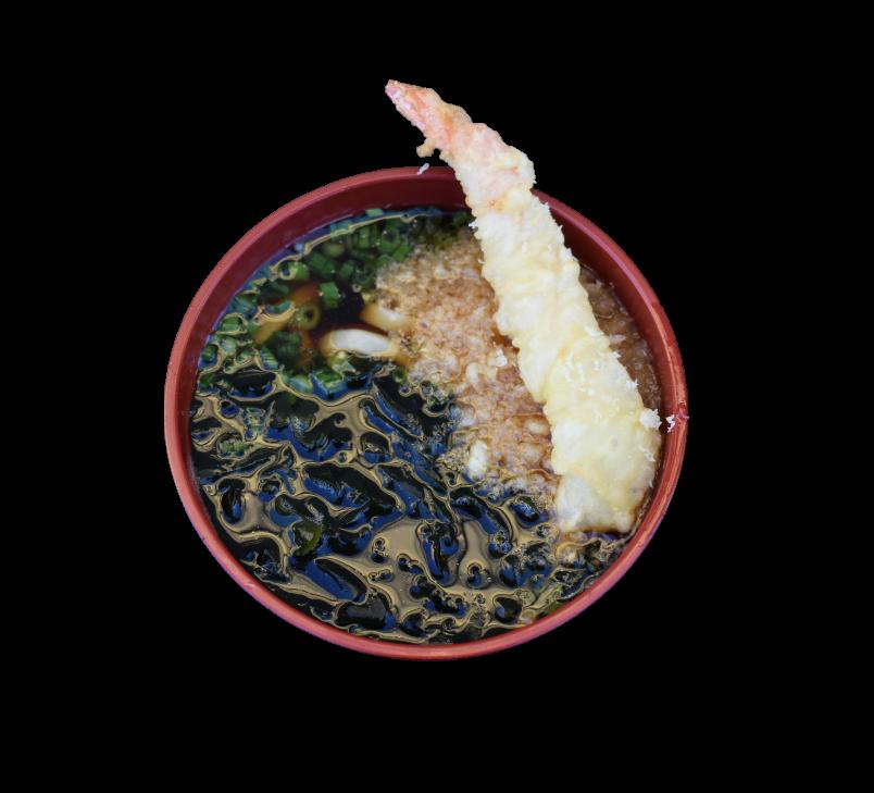 Shrimp Tempura Udon - $ 4.00