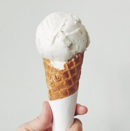 Ice Cream - It didn't make sense for us to scoop any old ice cream, I wanted to scoop the best ice cream in Vancouver. We formed an exclusive partnership with Earnest Ice Cream, scooping a rotating seasonal menu of batch-made goodness.