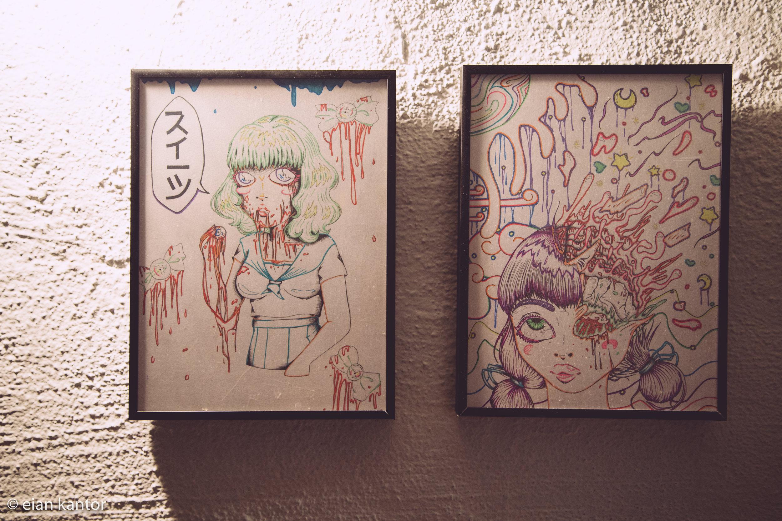 the illest-illustration art show-9