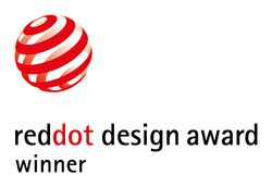 Red Dot Award 2016 Winner - The Red Dot Award is well-recognised for professional design concepts and prototypes. Respia won an award for Design Concept.