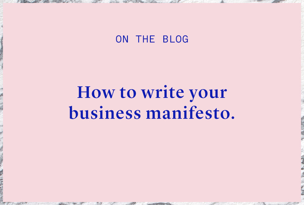 how to write your business manifesto2