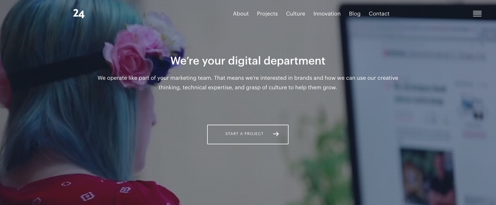 conversion-optimisation-tips-24-digital-home-page