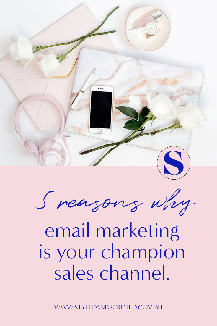 why you need an email marketing strategy