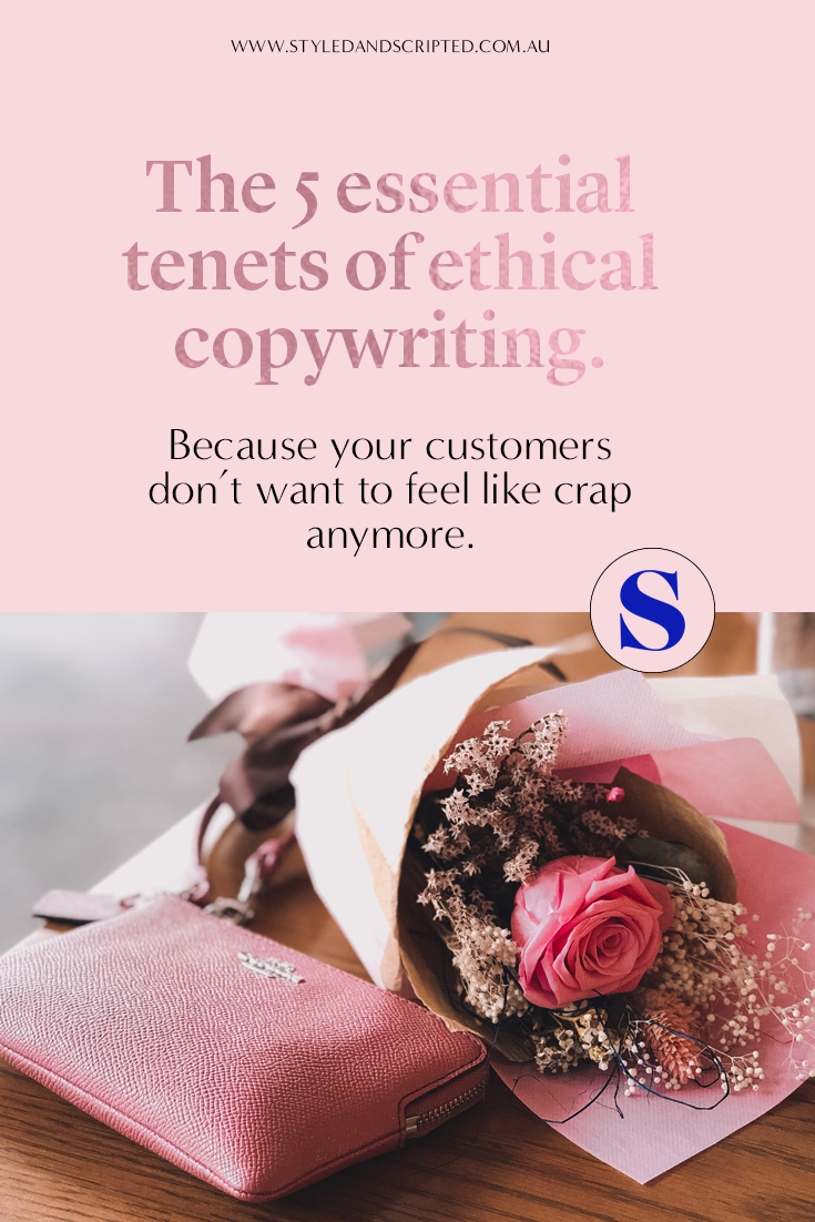 ethical copywriting