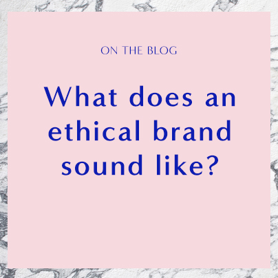 ethical branding definition