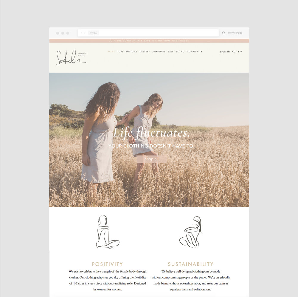 ethical-clothing-ecommerce-website-design-homepage-telltale-design-co