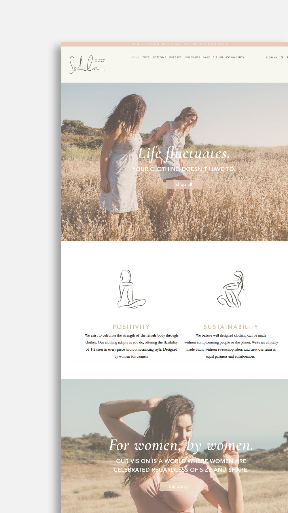 ethical-sustainable-website-homepage-telltale-design-co