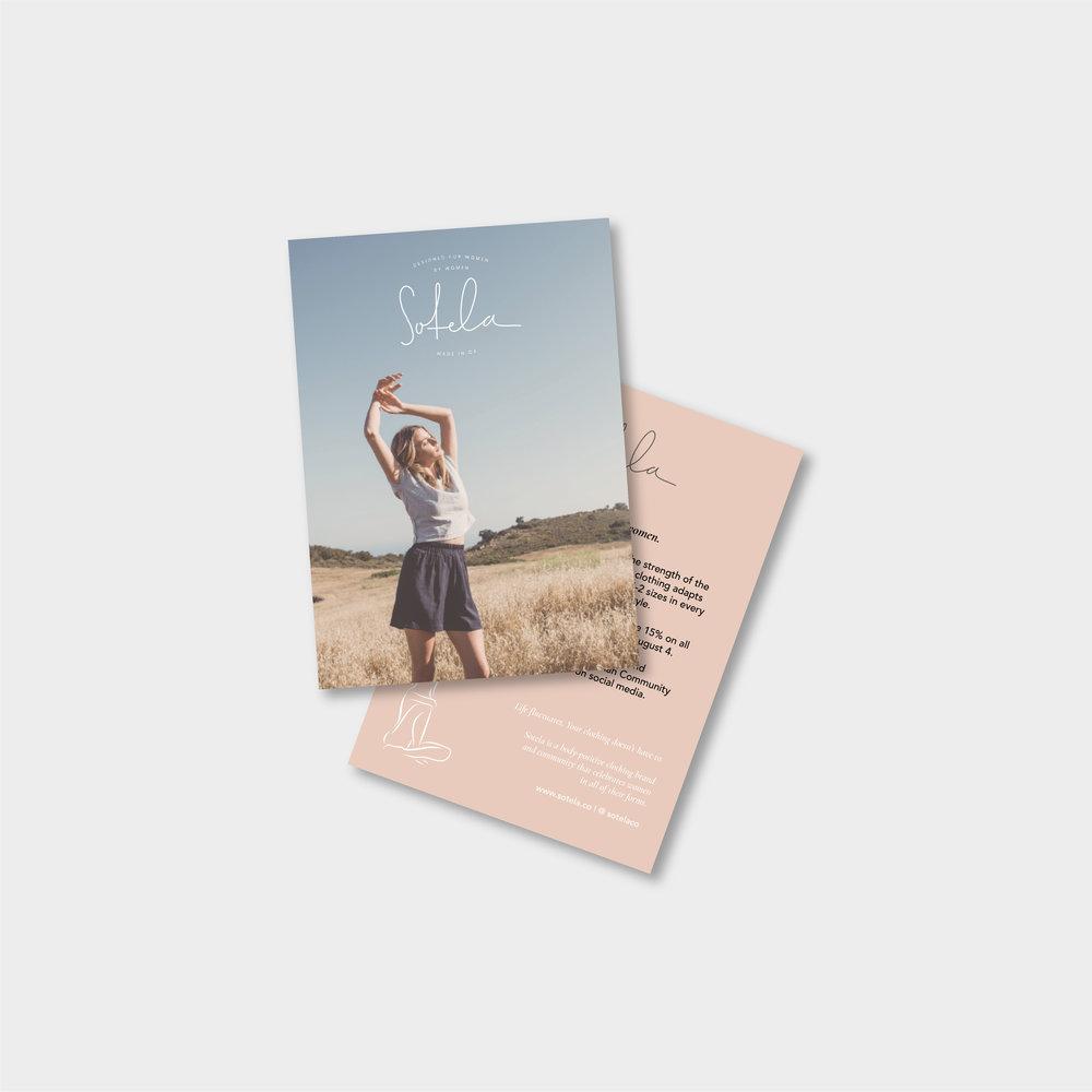 sotela-ethical-clothing-print-flyer-design-telltale-design-co