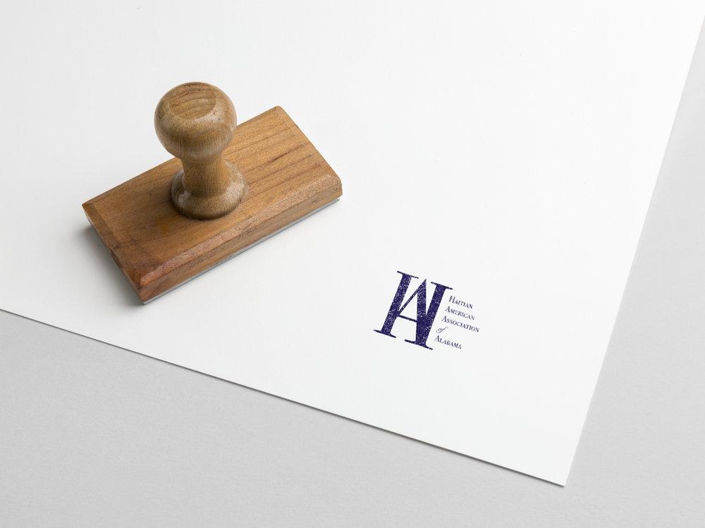 haitian-american-alabama-logo-brand-telltale-design-co